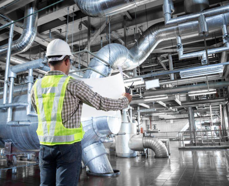 Fabriken-Anlagenplanung