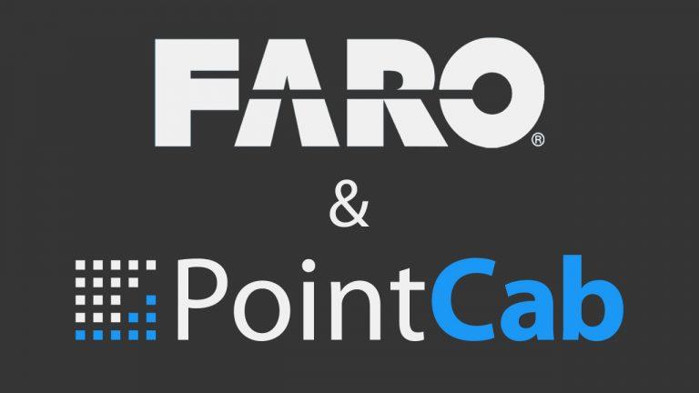 FARO + PointCab